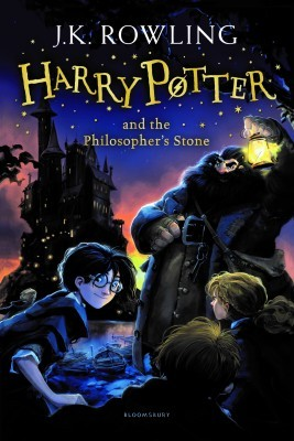 Harry Potter and the Philosopher's StoneEnglish, Paperback, J. K. Rowling