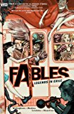 Fables Vol. 1: Legends in Exile Fables Graphic Novels