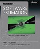 Software Estimation: Demystifying the Black Art Developer Best Practices