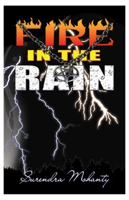 Fire In The RainEnglish, Paperback, Surendra Mohanty