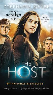The Host: A NovelEnglish, Paperback, Stephenie Meyer