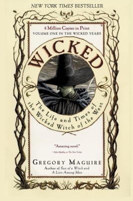 WICKEDEnglish, Paperback, Maguire, Gregory