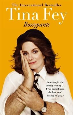 BossypantsEnglish, Paperback, Tina Fey