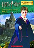 Deluxe Coloring Book Harry Potter