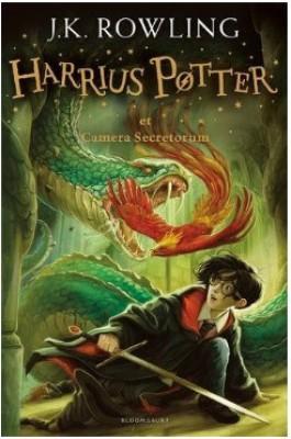 Harry Potter and the Chamber of Secrets Latin: Harrius Potter et Camera SecretorumHardcover, J. K. Rowling