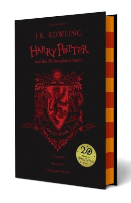 Harry Potter and the Philosopher's Stone - Gryffindor : Courage/Bravery/DeterminationEnglish, Hardcover, J. K. Rowling