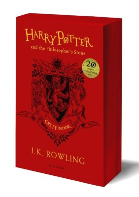 Harry Potter and the Philosopher's Stone - GryffindorEnglish, Paperback, J. K. Rowling