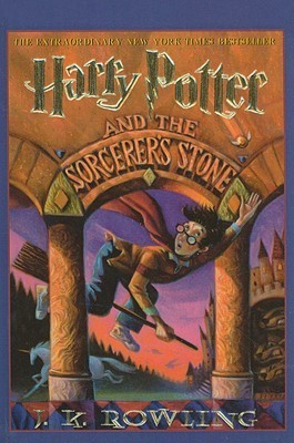 Harry Potter and the Sorcerer's StoneEnglish, Hardcover, Mary GrandPre, J. K. Rowling