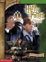 Harry Potter Scene for Scene Coloring Book: Book 4