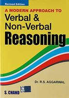A Modern Approach To Verbal & Non-Verbal Reasoning English Revised Edition