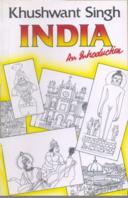 India: An Introduction Vision Books EditionEnglish, Khushwant Singh