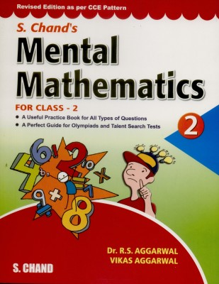 S.CHAND'S MENTAL MATHEMATICS 2English, Paperback, R S AGGARWAL