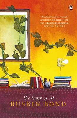 The Lamp is LitEnglish, Paperback, Ruskin Bond