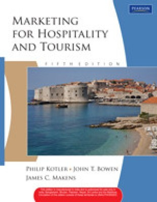 Marketing for Hospitality and Tourism 5th EditionEnglish, Paperback, Kotler