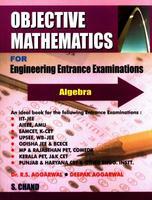 OBJECTIVE MATHEMATICS FOR ENGINEERING ENTRANCE EXAMINATIONALGEBRA English