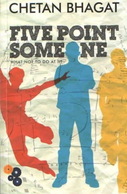 Five Point SomeoneEnglish, Paperback, Chetan Bhagat