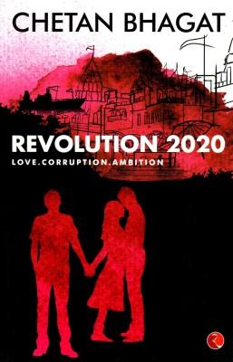Revolution 2020English, Paperback, Chetan Bhagat