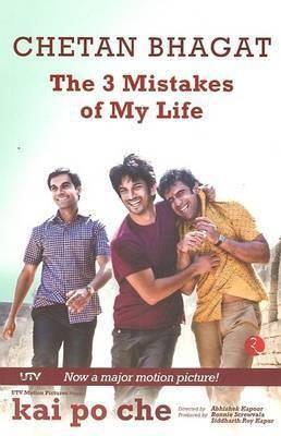 Three Mistakes of My LifeEnglish, Paperback, Chetan Bhagat
