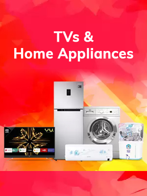 Coloured with Great Discount: TVs & Appliances