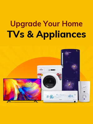 Best of TVs and Appliances