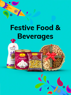 Holi special offers: Sweets, Snacks & More