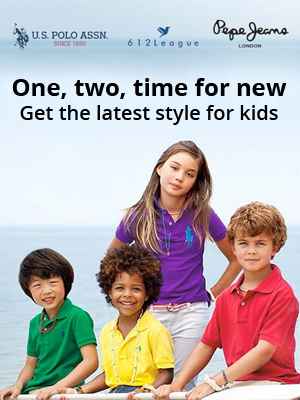 Get The Latest Styles For Kids