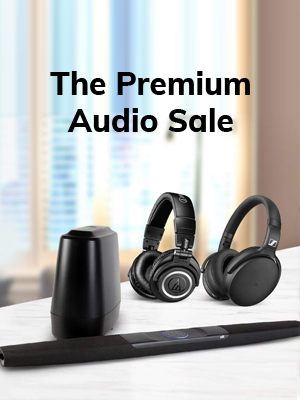 The Premium Audio Sale