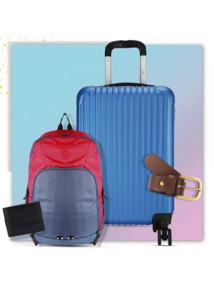Backpacks, Wallets, Belts