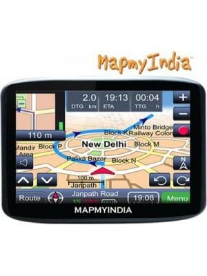 Mapmyindia Lx140ws GPS Device(Black)