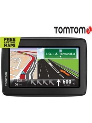 TomTom Start 25 GPS Device(7300 Maps, Black)