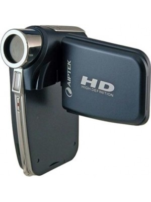 Aiptek 1 Pro HD Camcorder Camera(Black)