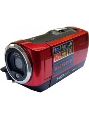 Dsantech RED8 BODY ONLY Camcorder Camera(Red)