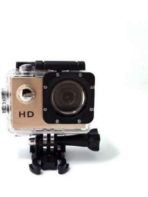 Flipfit Waterproof Digital 67 CAMERA 02 Camcorder Camera(Gold)