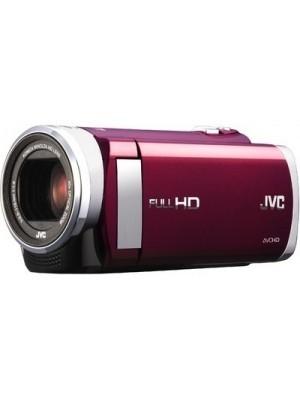 JVC GZ-E205B Camcorder Camera(Red)