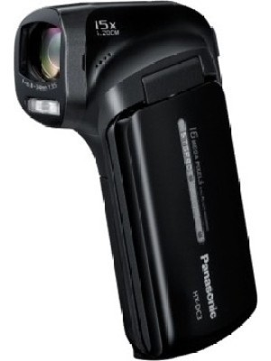 Panasonic HX-DC3 Camcorder Camera(Black)