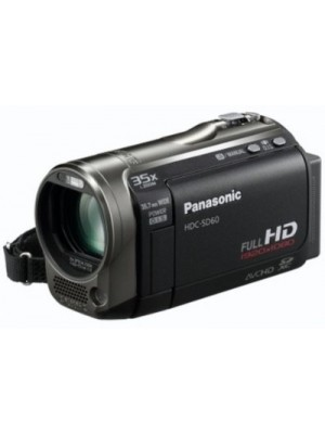 Panasonic SD60 Camcorder Camera(Black)
