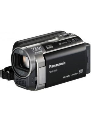 Panasonic SDR-H101 Camcorder Camera(Black)