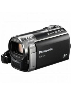 Panasonic SDR-S50 Camcorder Camera(Black)