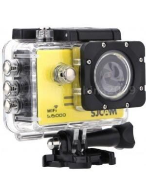 SJCAM 5000 Wifi _111 Lens f= 2.99mm Camcorder Camera(Yellow)