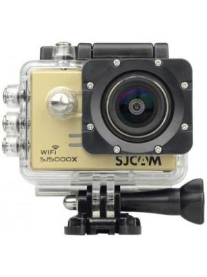 SJCAM sjcam5000x _001 Lens f= 2.99mm Camcorder Camera(Gold)