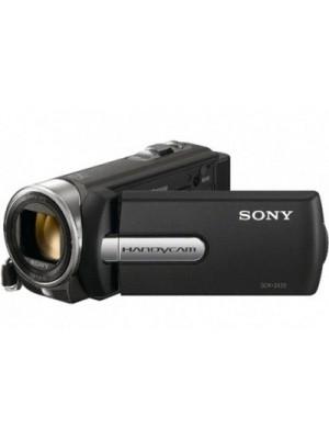 Sony DCR-SX20EK Camcorder Camera(Black)
