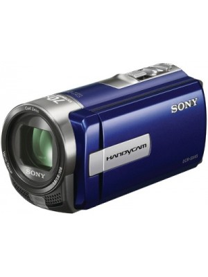 Sony DCR-SX45E Camcorder Camera(Blue)