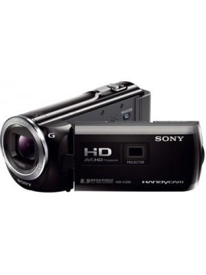 Sony HDR-PJ380E Camcorder Camera(Black)