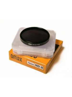 Massa Neutral Density ND8 Filter for Sigma 135mm F1.8 DG HSM Art