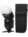Hako TTL CAMERA FLASH HY 9600 Flash(Black)