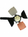 Simpex 5010 LED Flash(Black)