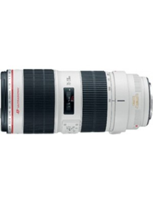 Canon EF 70 - 200 mm f/2.8L IS II USM Lens(Black & White, Telephoto Zoom Lens)