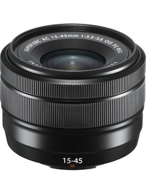Fujifilm X-Series XC 15-45mm F3.5-5.6 OIS Power Zoom Camera Lens