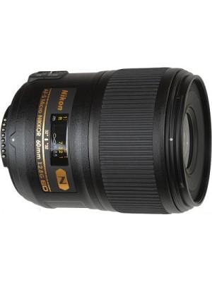 Nikon AF-S Micro Nikkor 60 mm f/2.8G ED Lens(Black, Micro Lens)