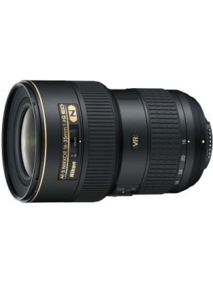 Nikon AF-S NIKKOR 16 - 35 mm f/4G ED VR Lens(Black, Wide-angle Zoom Lens)